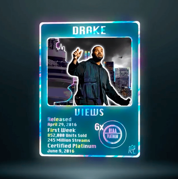 RAP LAB CARDS-nft-drop-drake