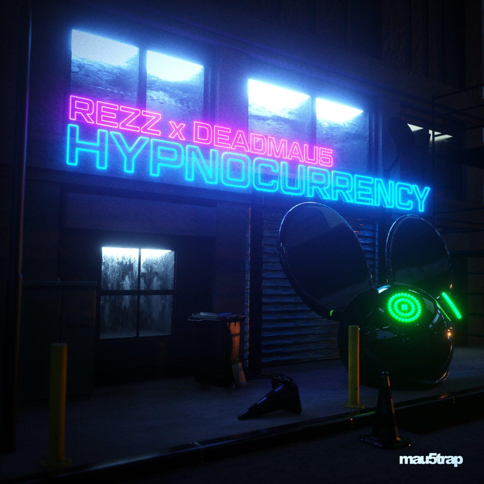 HYPNOCURRENCY by deadmau5 x Rezz-nft