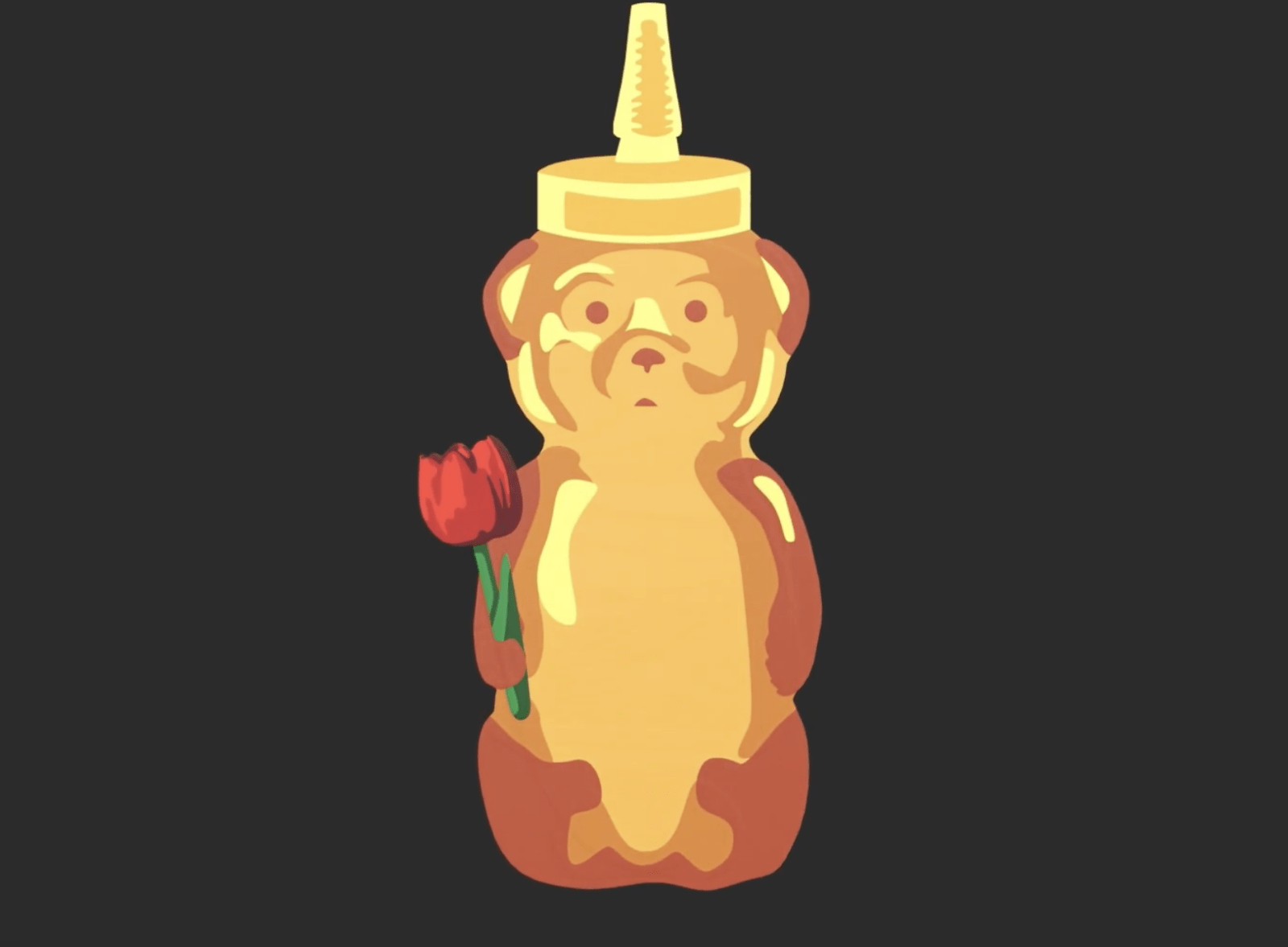 Tulip Bear by fnnch-nft-collection
