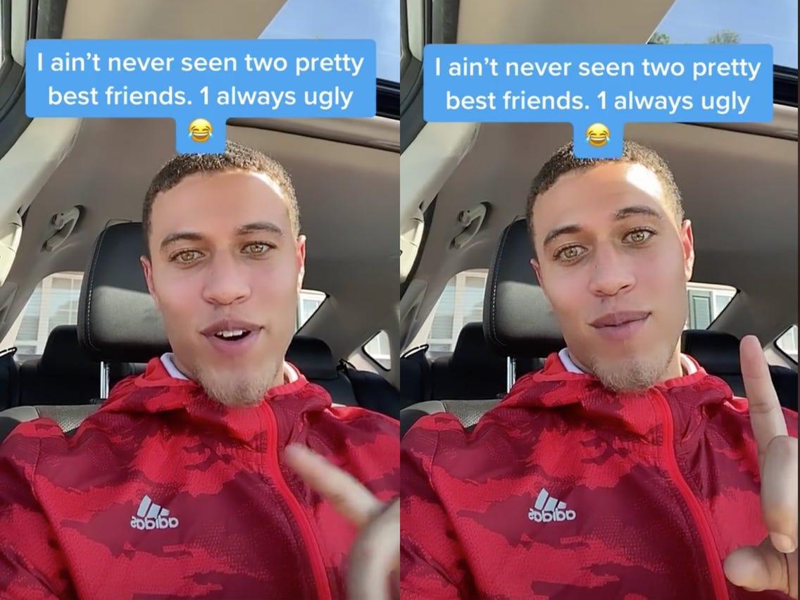 Two Pretty Best Friends by Jordan Scott-nft
