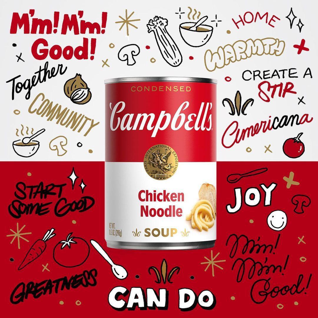 Campbell's-nft-drop